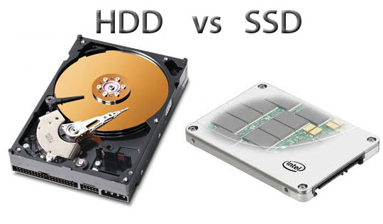 How fast are SSD servers? Performance comparison between HDD vs SSD