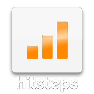 hitsteps realtime visitors dashboard